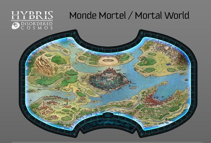 MondeV8