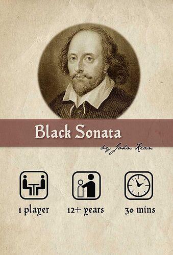 Black Sonata par Side Room Games