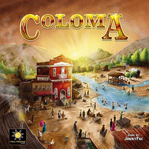 Coloma - par Final Frontier Games