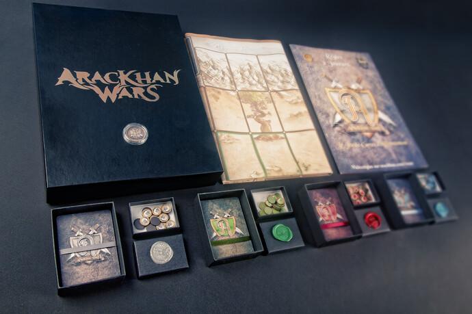 AracKhan Wars DemoBox Open 3