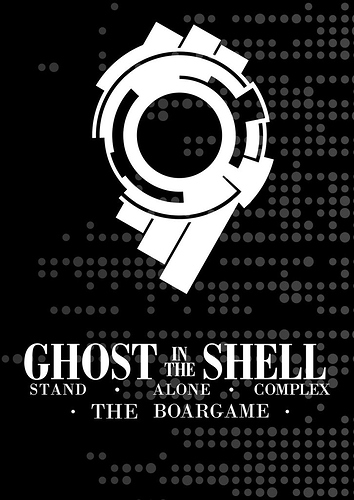 Ghost in the Shell par Don't Panic Games