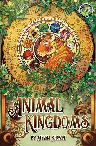 Animal Kingdoms - par Galactic Raptor Games