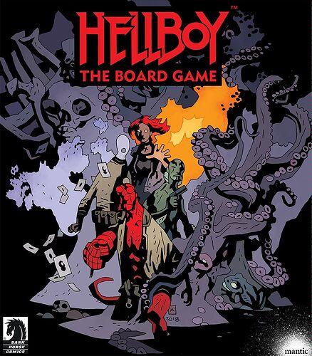 Hellboy par Mantic