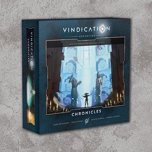 Vindication Chronicles - par Orange Nebula