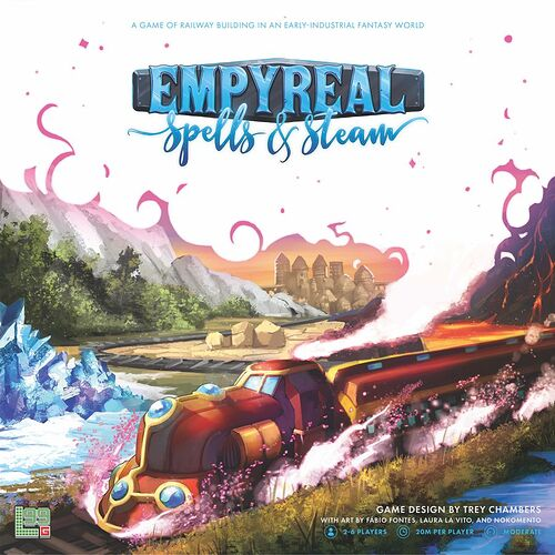 Empyreal Spells & Steam