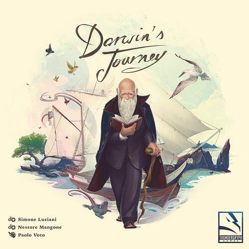 Darwin's Journey - par ThunderGryph Games