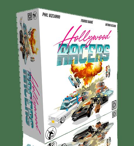 Hollywood Racers - par Daedalus
