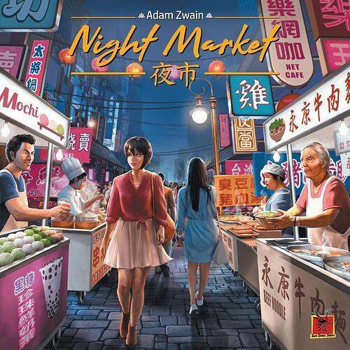 Night Market - par Talon Strikes Games