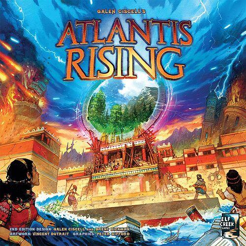 Atlantis Rising 2nd Ed. - par Elf Creek Games