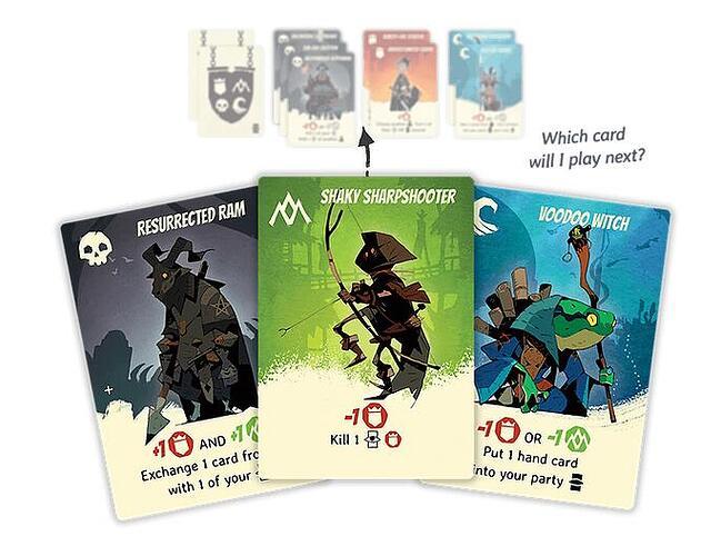 hidden leaders cartes
