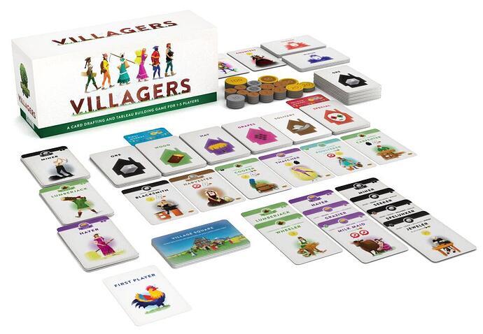 Villagers sjifting seasons