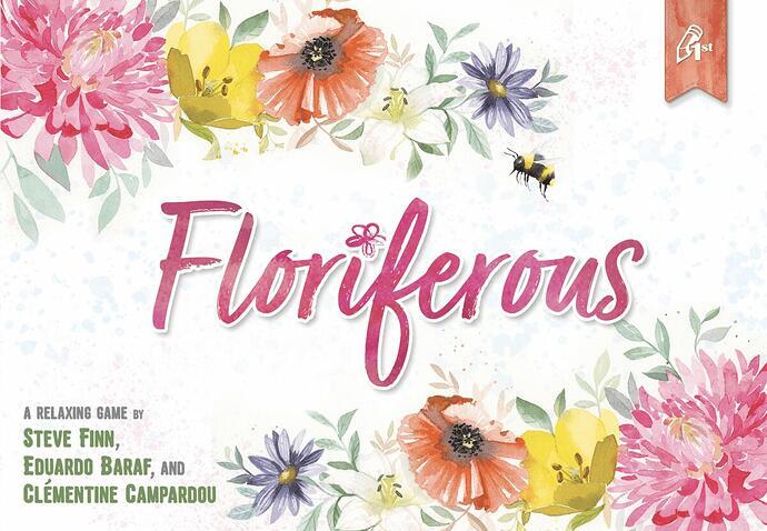 Floriferous de Steve Finn  et Eduardo Baraf - par Pencil First