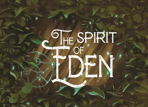 Boite THE SPIRIT OF EDEN