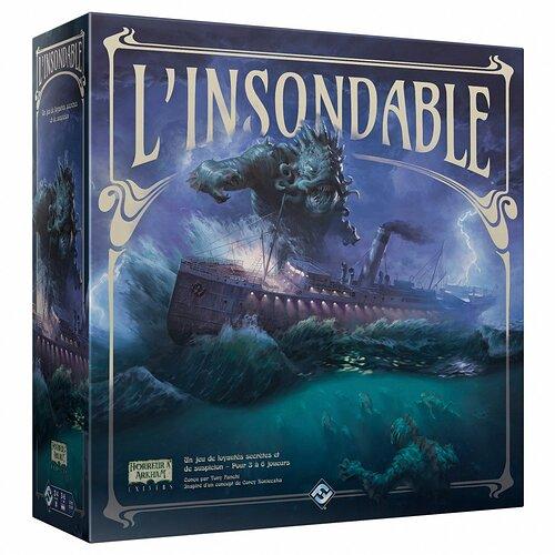L'Insondable - de Tony Fanchi & Corey Konieczka - par Fantasy Flight Games