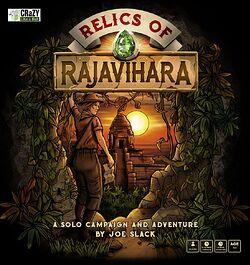 Relics of Rajavihara - par Crazy Like a Box
