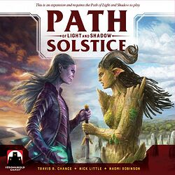 Path of Light and Shadow Solstice par Stronghold Games