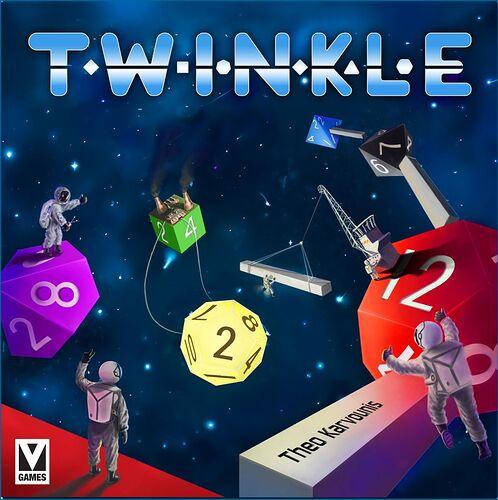Twinkle par V-Games