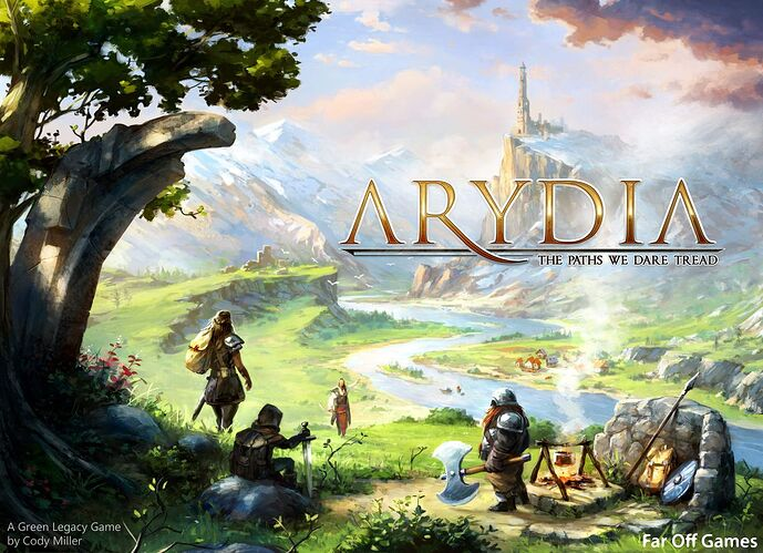 Arydia The Paths We Dare Tread - par Far Off Games