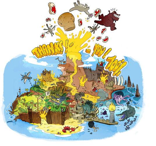 Carte Dino MAP NEWS 9 100%