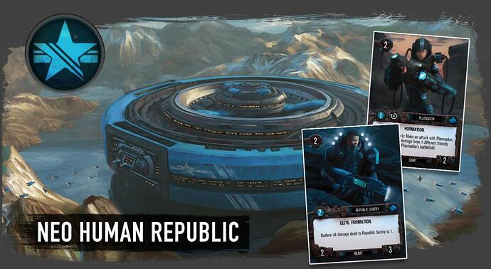 Neo-human Republic
