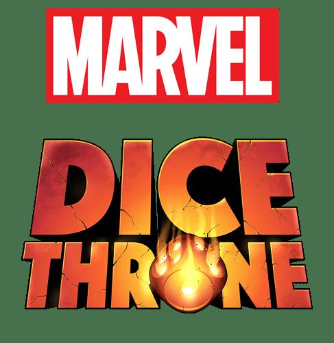 Dice Throne Marvel - par Roxley Games