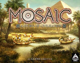 Mosaic  A Story of Civilization - par Forbidden Games  VF par Sylex