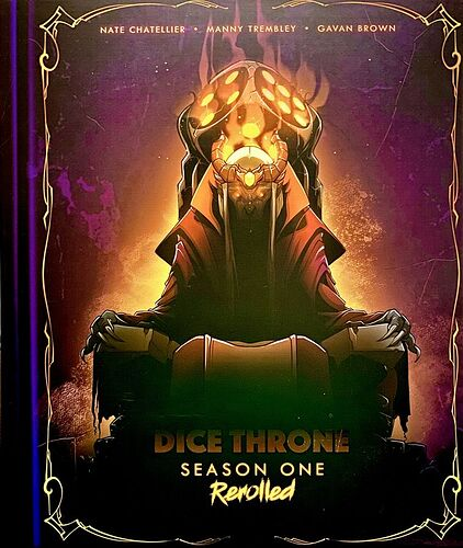 Dice Throne (VF) - par Lucky Duck Games