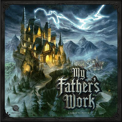My Father's Work - par Renegade Games