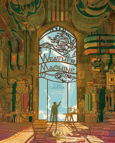 Weather Machine - par V. Lacerda
