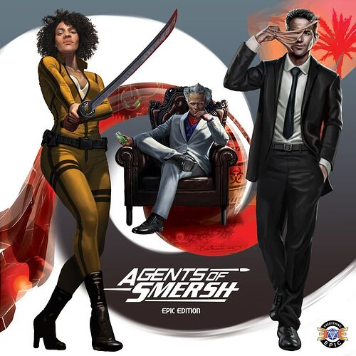Agents of SMERSH Epic Edition - par Everything Epic Games
