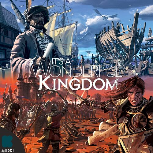 It's a Wonderful Kingdom - par La Boîte de Jeu