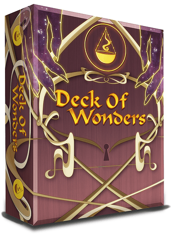 Deck of wonders