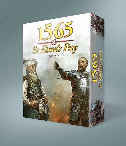 1565 St Elmo's Pay
