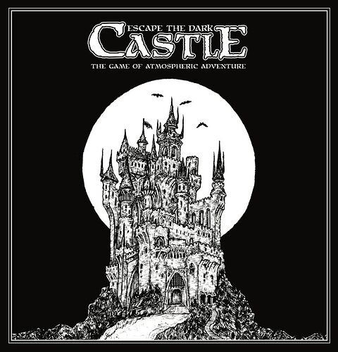 Escape the Dark Castle - de A. Crispin, T. Pike et J. Shelton - par Exod Games