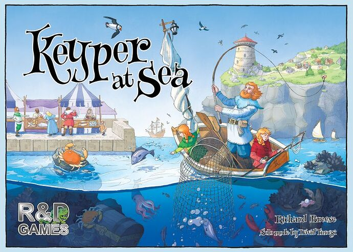 keyper-at-sea-box-art