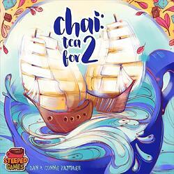 Chai Tea for 2 - par Steeped Games