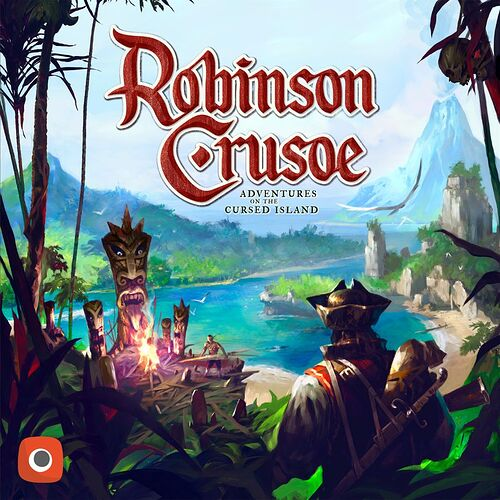 Robinson Crusoe Collector's Edition par Portal Games