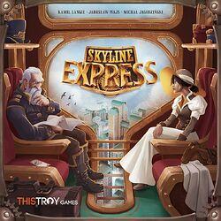 Skyline Express par Thistroy Games