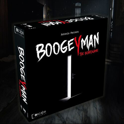 Boogeyman par Escape Studios Games