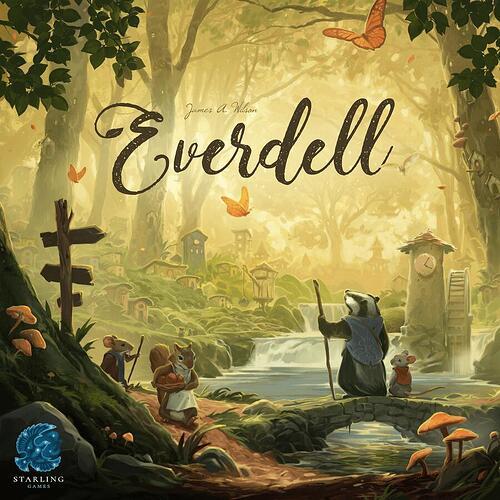 Everdell - par Starling Games