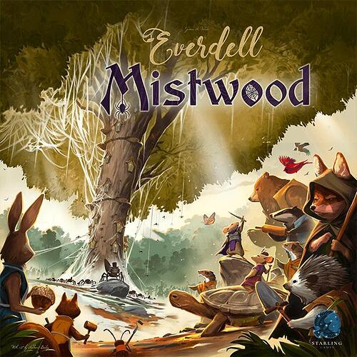 Everdell - par Starling Games - Extensions Mistwood