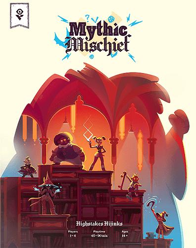 Mythic Mischief par IV Studio