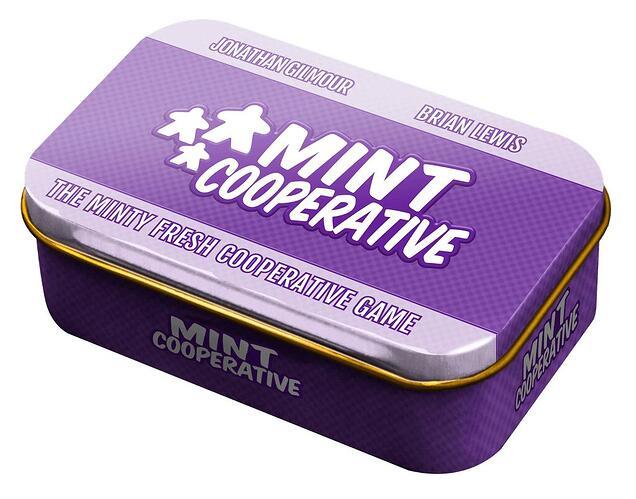 Mint Cooperative - Kickstarter par Five24 Labs