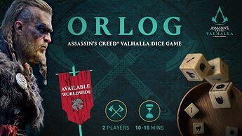 Orlog dice game