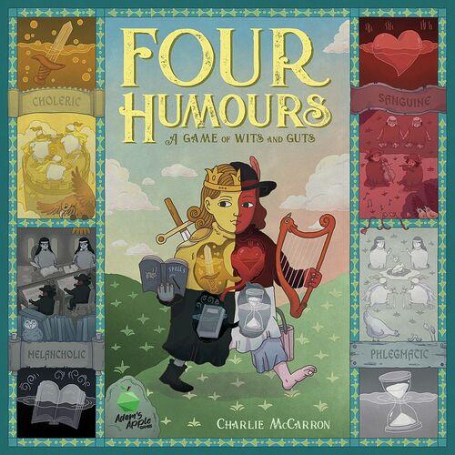 Four Humours - par Adam's Apple Games