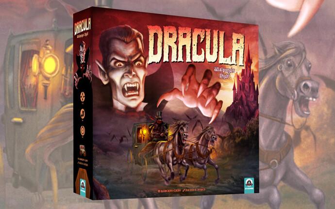 Dracula Walpurgis Night • par Invedars