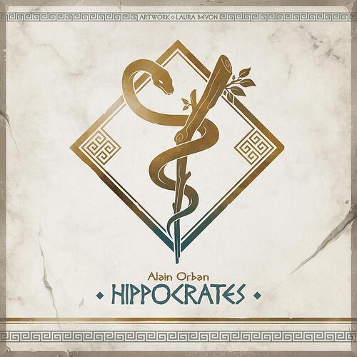 Hippocrates - de Alain Orban - par Game Brewer