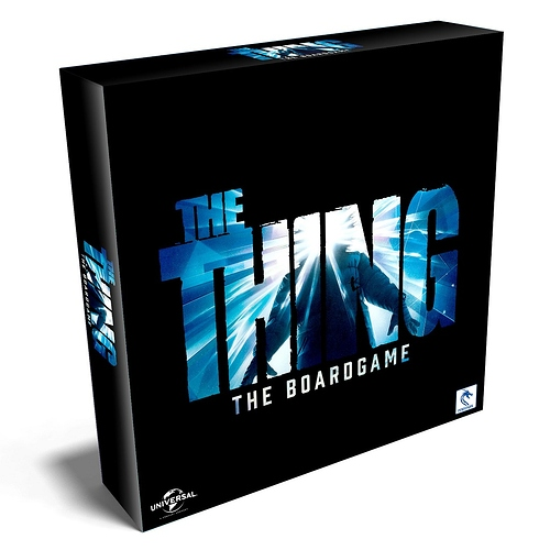 The Thing par Pendragon Games