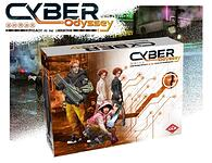 Cyber Odyssey - par The Red Joker