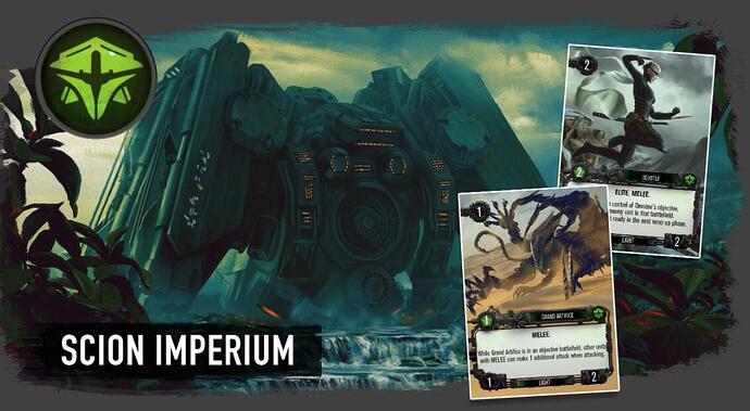 Scion Imperium
